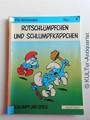 9783551020086: Rotschlümpfchen und Schlumpfkäppchen