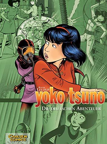 9783551021762: Yoko Tsuno Sammelband. Die deutschen Abenteuer