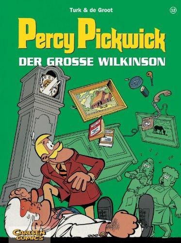 Percy Pickwick : Teil: 12 - Der grosse Wilkinson.: Bedu: