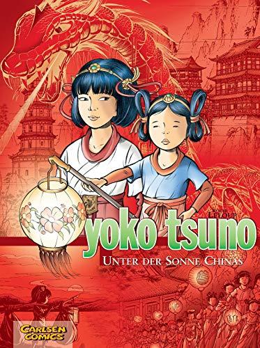 9783551023827: Yoko Tsuno Sammelband 05. Unter der Sonne Chinas