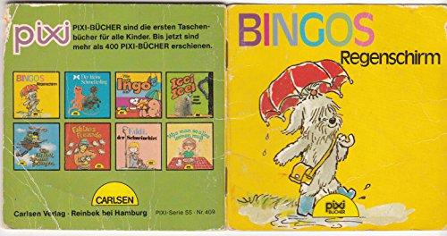 9783551034090: Bingos Regenschirm (pixii bucher)