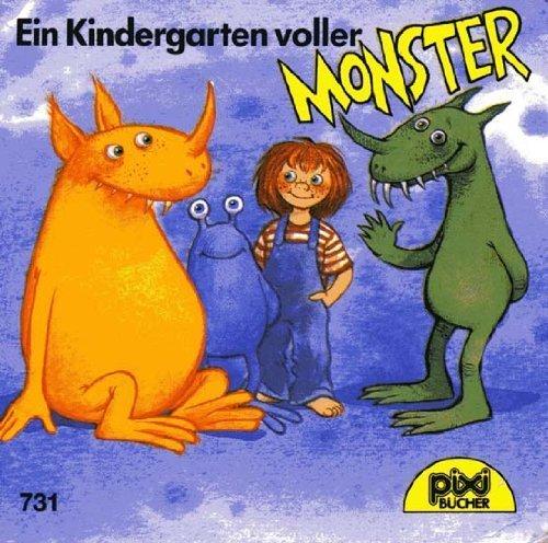 9783551037312: Ein Kindergarten voller Monster (pixi Nr. 731)