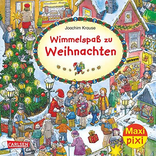Maxi Pixi - Wimmelspaß zu Weihnachten