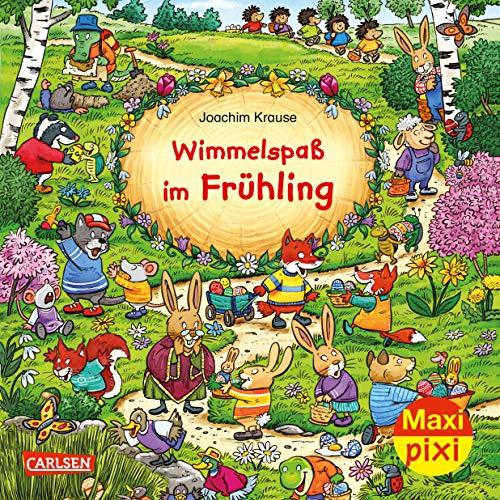 Maxi Pixi - Wimmelspaß im Frühling