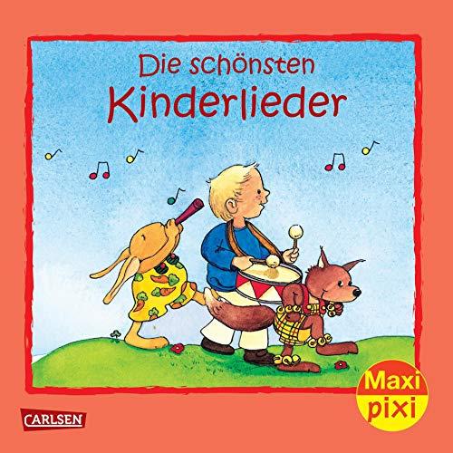 Maxi-Pixi Die schönsten Kinderlieder