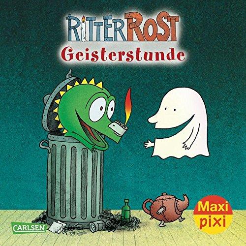 Maxi-Pixi Ritter Rost Geisterstunde