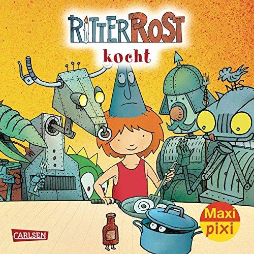 Maxi-Pixi Ritter Rost kocht