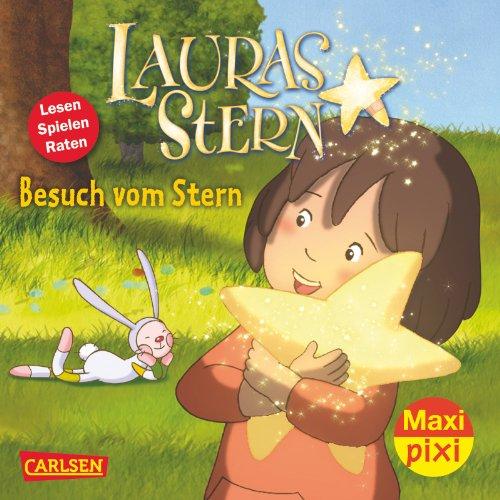 9783551045744: Maxi-Pixi 74: Lauras Stern - Besuch vom Stern: Spiele und Rätsel