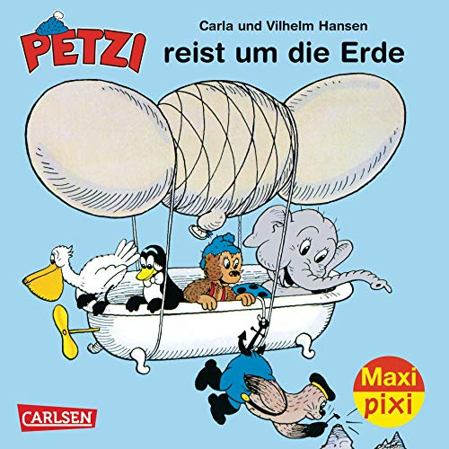 Maxi-Pixi Nr. 136: Petzi reist um die