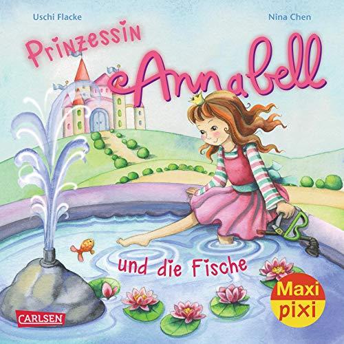 9783551046819: Prinzessin Annabell und die Fische