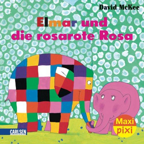 9783551047205: Maxi-Pixi Nr. 21: Elmar und die rosarote Rosa. VE 5 Exemplare