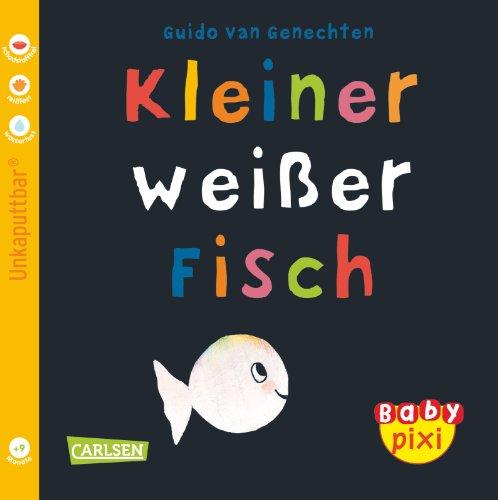 9783551051134: Baby Pixi, Band 11: Kleiner weißer Fisch