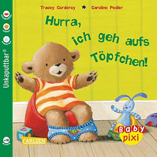 9783551051172: Baby Pixi Töpfchen
