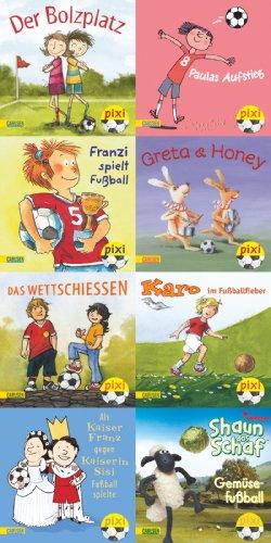 9783551052018: Pixi-Bücher Serie 201: Mädchen am Ball. 64 Exemplare à EURO 0,95