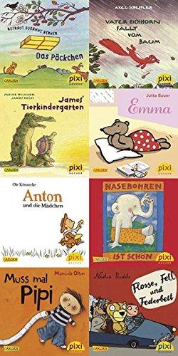 9783551052063: Pixi-B�cher. Serie 206: Bilderbuch-Stars bei Pixi. 64 Exemplare � Euro 0,95