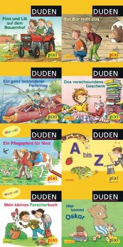 Pixi-Serie Nr. 216: Duden-Kinderbücher. 64 Exemplare à Euro 0,99