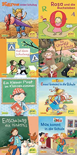 Pixi-Serie Nr. 223: Willkommen in der Schule! 64 Exemplare