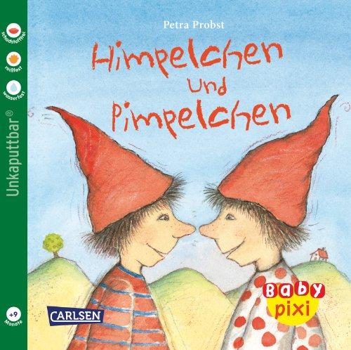 9783551053404: Baby Pixi, Band 4: Himpelchen und Pimpelchen. VE 5 Exemplare: Unkaputtbar