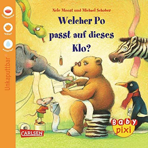 9783551053459: Baby Pixi, Band 9: Welcher Po passt auf dieses Klo? VE 5 Exemplare � Euro 2.99