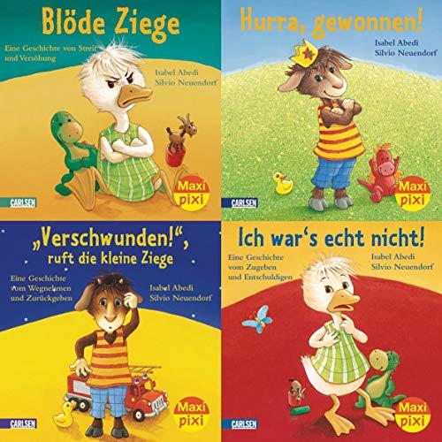 9783551055156: Maxi-Pixi Serie Nr. 05: Isabel-Abedi-Wende-Bilderbücher. 4 x 5 Exemplare