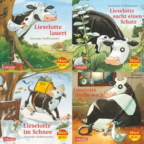 9783551055439: Maxi-Pixi-Serie Nr. 33: Lieselotte. 20 Exemplare à EURO 1,99