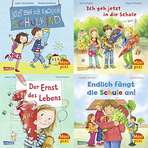 Maxi-Pixi-Serie Nr. 56: Die Schule geht los: Sabine Jörg