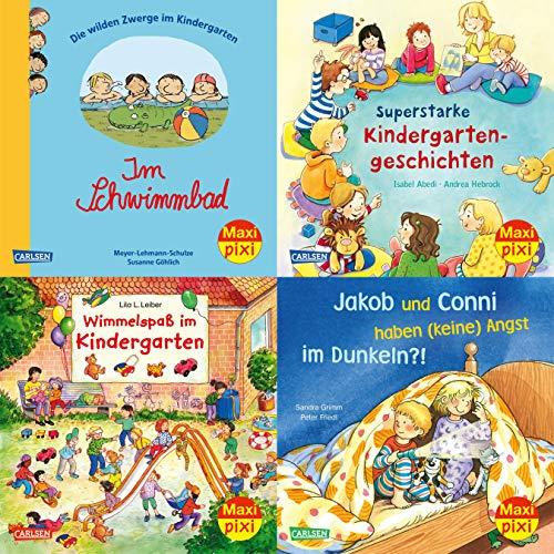 Maxi-Pixi-Serie 72. Mit Maxi Pixi im Kindergarten: Sandra Grimm