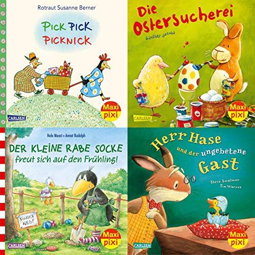Maxi-Pixi-Serie Nr. 69: Frühlingszeit mit Maxi Pixi.: Rotraut Susanne Berner