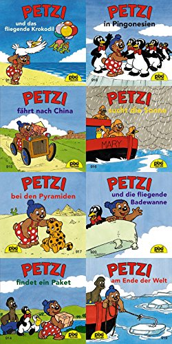 Petzi in Pingonesien (Pixi-Buch 918): Hansen, Carla