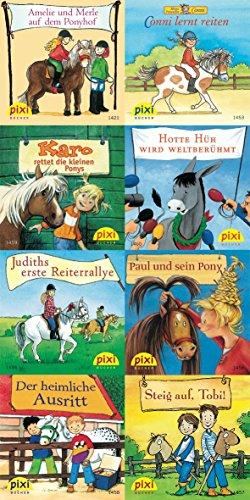 9783551057631: PIXI-Bücher. Serie 163. Pixi auf dem Ponyhof. 64 Exemplare a Euro 0,95