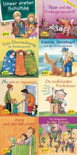 9783551057693: Pixi-Serie 169. Pixis Freunde aus dem Kindergarten. 64 Exemplare a Euro 0,95