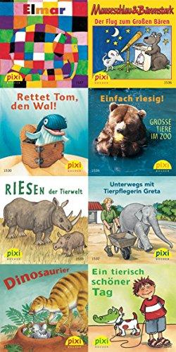 9783551057716: Pixi-Serie 171: Dinosaurier und andere gro�e Tiere. 64 Exemplare a Euro 0,95