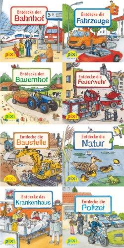 9783551057808: PIXI-Bücher. Serie 180: Entdecke deine Welt. 64 Exemplare à Euro 0,95