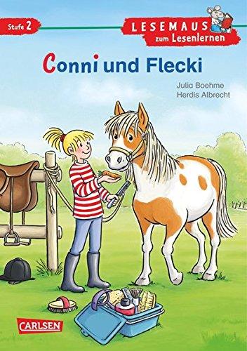9783551064042: Conni und Flecki