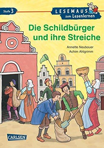 9783551065254: Die Schildbürger und ihre Streiche: Stufe 3