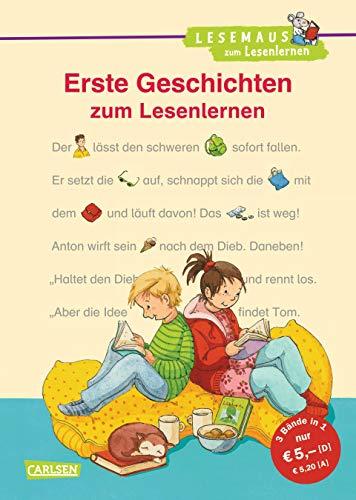 9783551066169: Lesemaus zum Lesenlernen: Erste Geschichten zum Lesenlernen