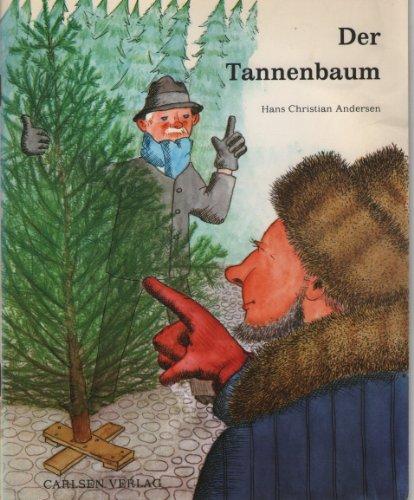 Der Tannenbaum (Livre en allemand): Hans Christian Andersen