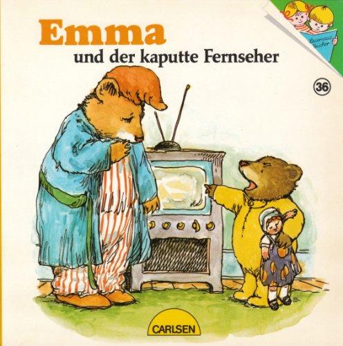 9783551082367: Emma Und Der Kaputte Fernseher (Lesemaus Bucher)