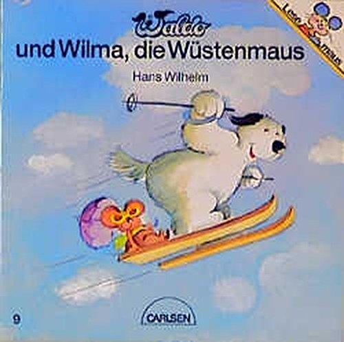 9783551082534: Waldo und Wilma, die Wüstenmaus