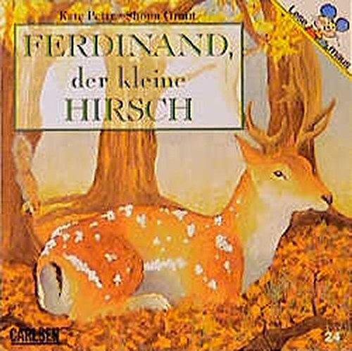 9783551082640: Ferdinand, der kleine Hirsch