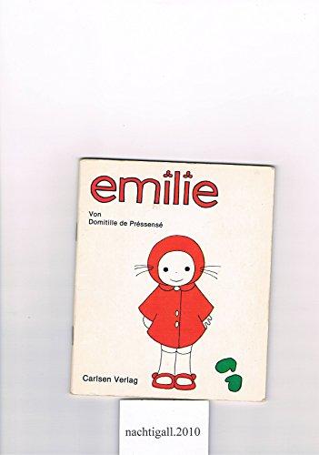 Emilie (9783551083210) by Domitille De Pressense