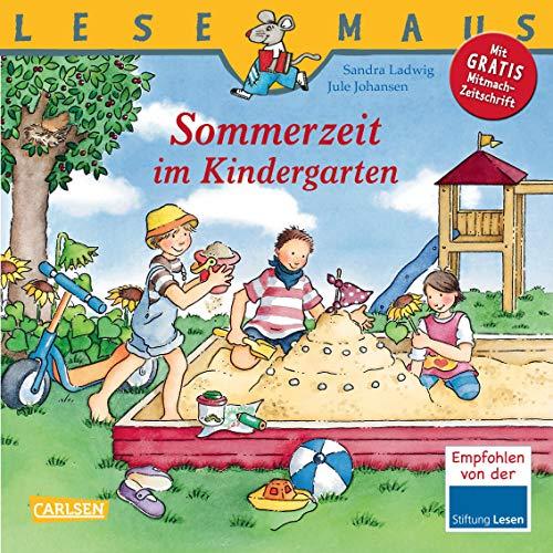 9783551084385: LESEMAUS 11: Sommerzeit im Kindergarten