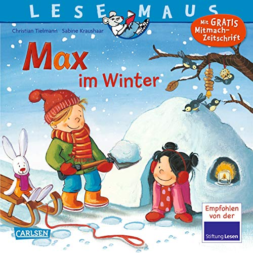 9783551084637: Max im Winter