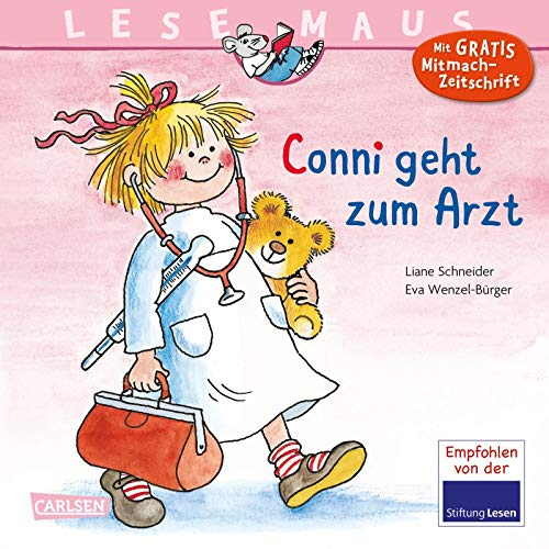 Pixi-Bücher, Band 42: Conni geht zum Arzt: Liane Schneider
