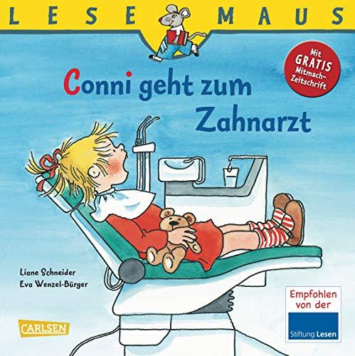 9783551086273: LESEMAUS, Band 56: Conni geht zum Zahnarzt