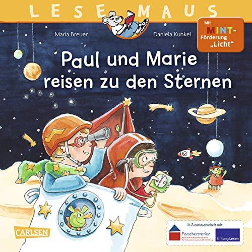 LESEMAUS, Band 182: Paul und Marie reisen zu den Sternen