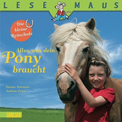 9783551088116: Die kleine Reitschule - Alles, was dein Pony braucht