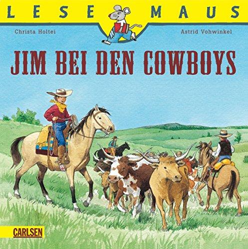Jim bei den Cowboys: Holtei, Christa