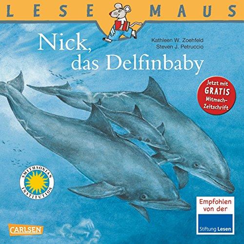 9783551088352: Nick, das Delfinbaby