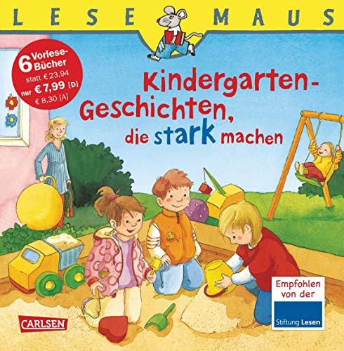 Kindergarten-Geschichten, die stark machen: Bröger Achim